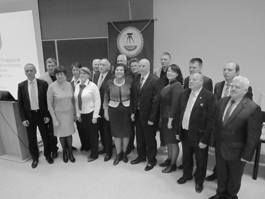 2015 m. balandžio mėn.sąjungos konferencijoje išrinkta taryba