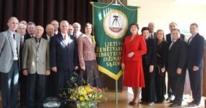 2007 m. gegužės mėn. sąjungos konferencijoje išrinkta taryba.