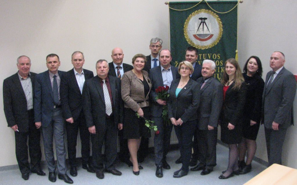 2017 m. balandžio mėn.sąjungos konferencijoje išrinkta taryba